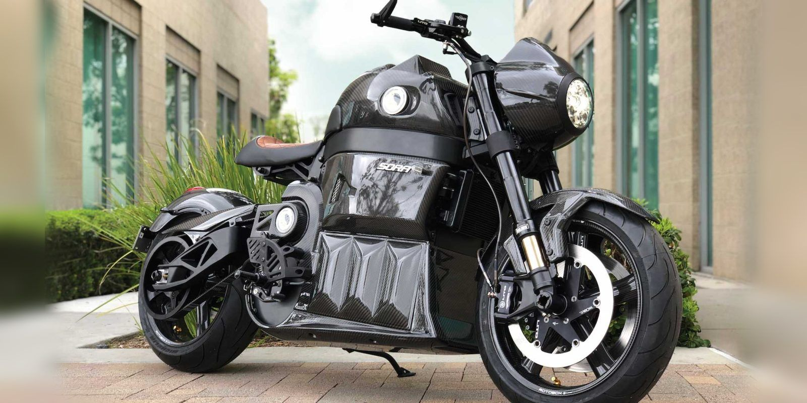 World S First Electric Superbike Maker Is Back With 80 Kw Lito