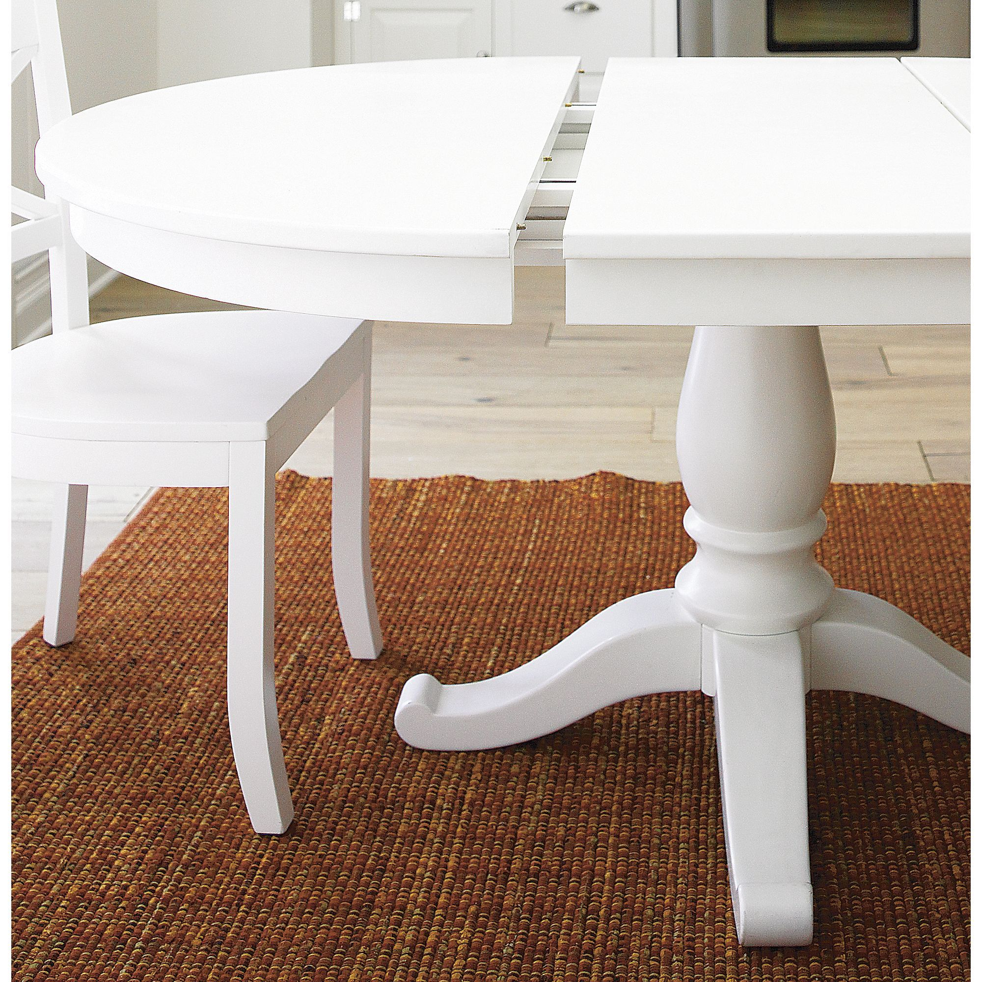 Crate U0026 Barrel, Avalon Extension Dining Table W/Vintner Chair