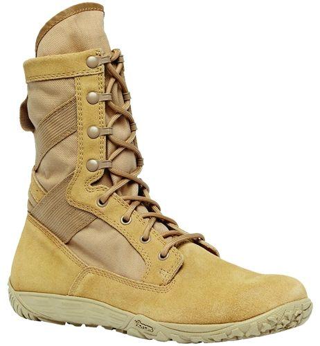 Minimalist boots, Army combat boots