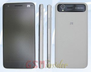 First Tegra 4 Smartphone Of The World By ZTE Spotted In China