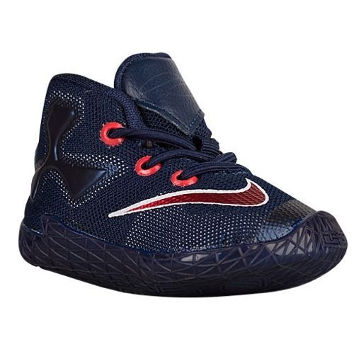 6d10cb5b454 new   boys  nike lebron xiii sneakers  shoes infant crib size 1 newborn  navy blue from  29.99