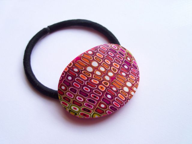 ponytail holder, via Flickr.