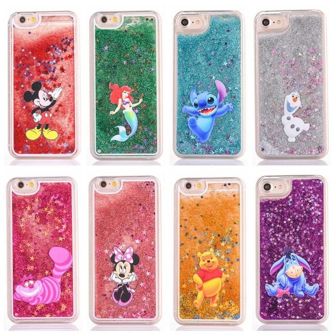 coque disney iphone 7 paillette