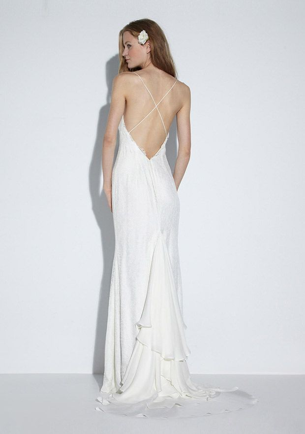Gowns We Love: Nicole Miller Bridal 2014