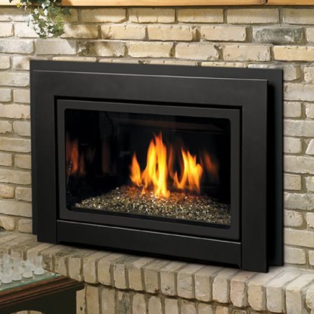 Kingsman Idv33 Direct Vent Fireplace Insert Woodlanddirect Com