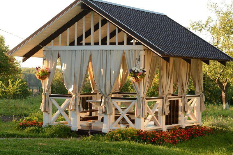 44 atemberaubende Gartenhütten Bauen und Einrichten