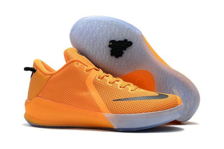 save off b1984 4c8a4 2017 2018 Daily Nike Kobe Venomenon 6 EP Orange Yellow Black Basketball  Shoe For Sale