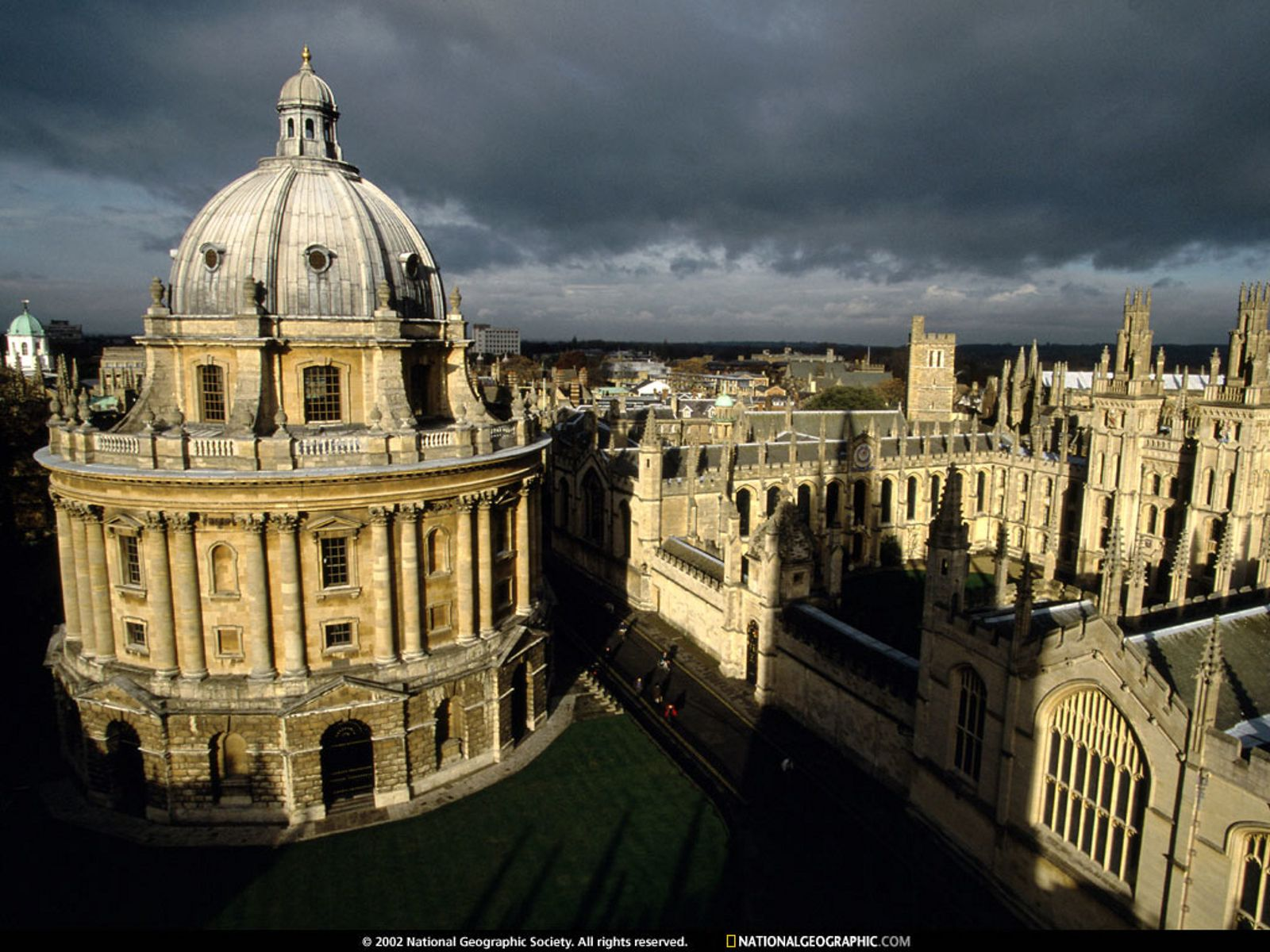 Wish I could have gone to school here longer!!!  Oxford, England