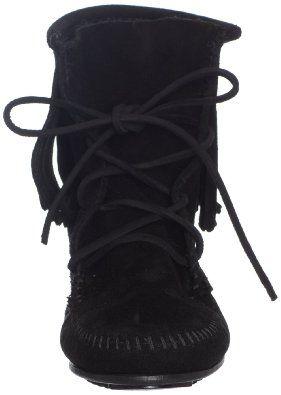 Amazon.com: Minnetonka Women's Tramper Ankle Hi Boot: Shoes