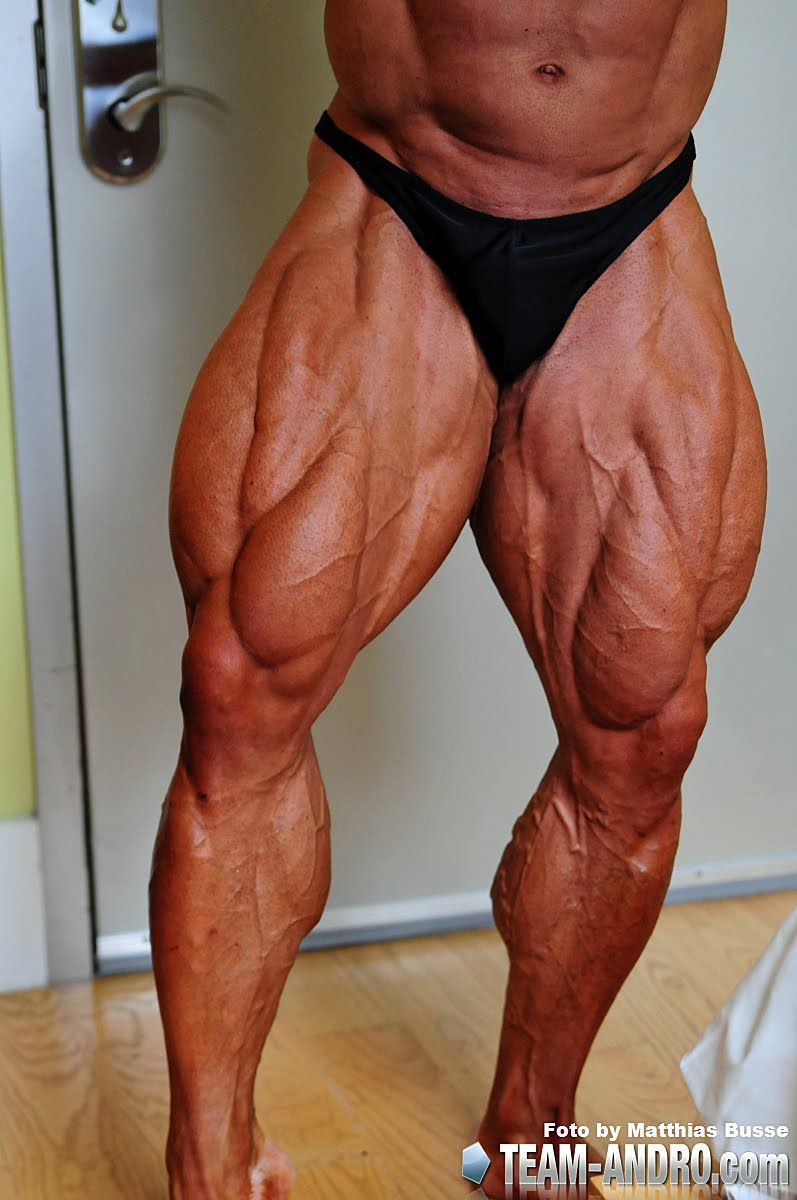 Amazing Muscle Legs: German Bodybuilder Ronny Rockel #dental #poker ...