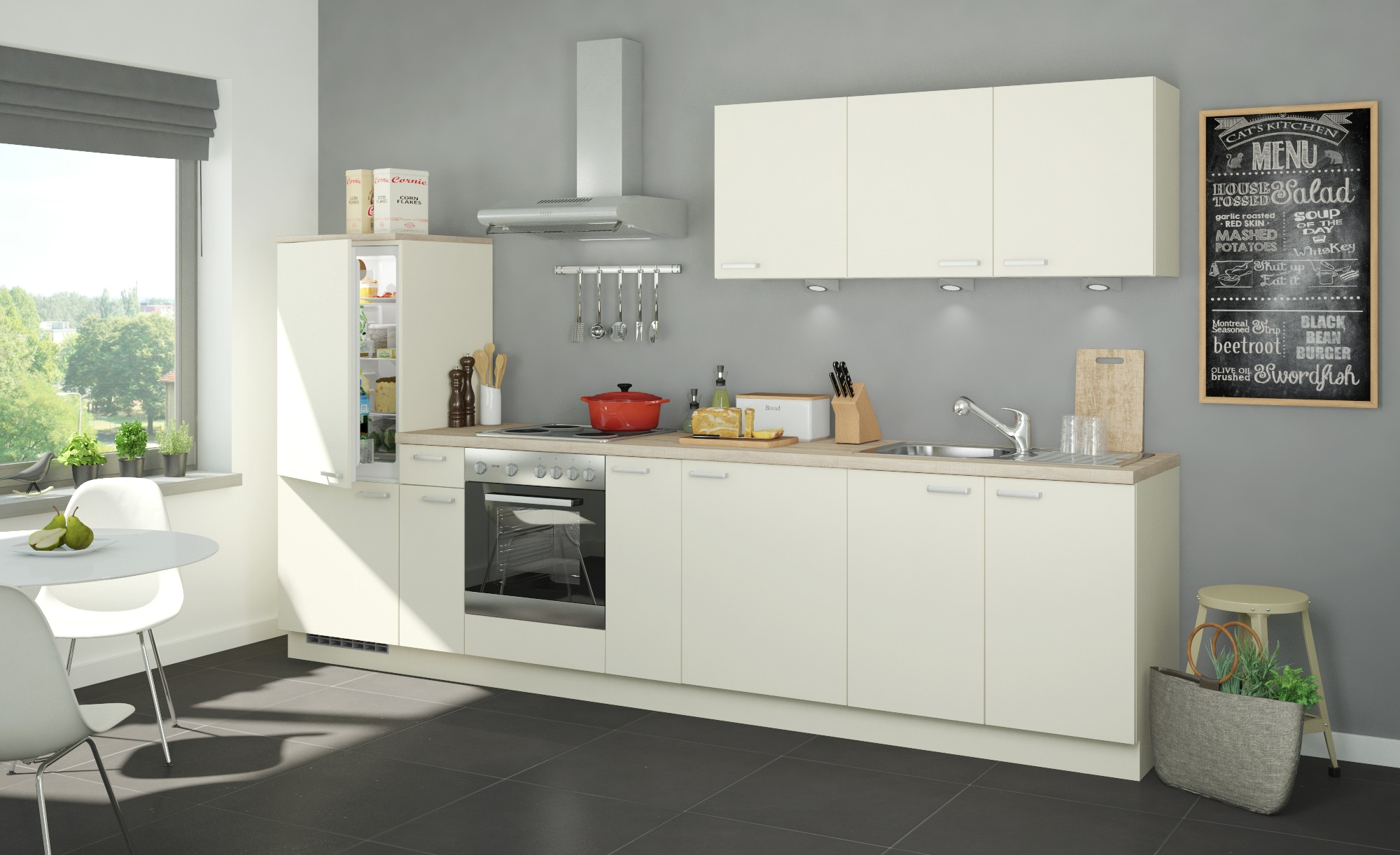 Kuchenzeile Mit Elektrogeraten Fulda Gefunden Bei Mobel Hoffner Deko Tisch Haus Deko Und Kuchendekoration
