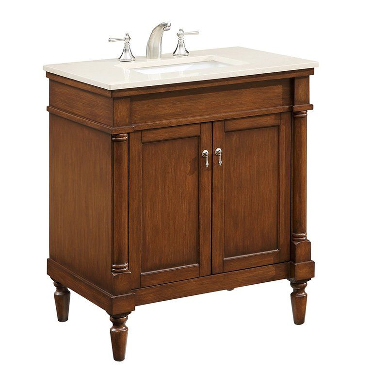 Andover Mills Brantley 30 Single Bathroom Vanity Set Reviews Wayfair Single Bathroom Vanity Painted Vanity Bathroom Vanity