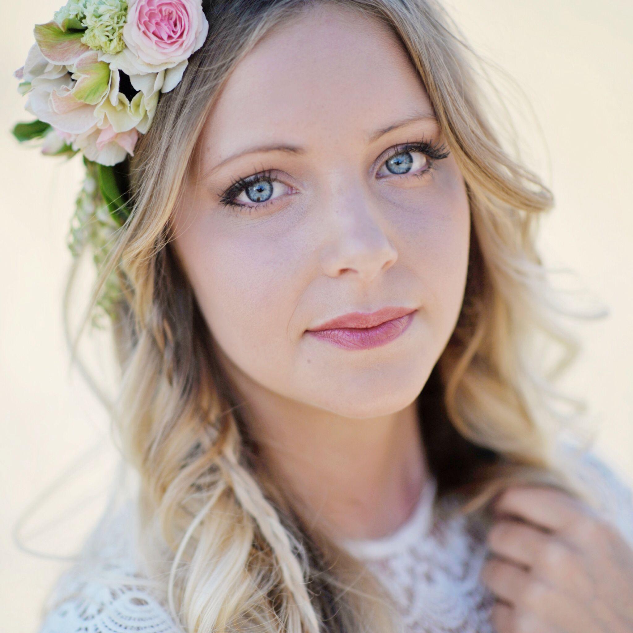 Pretty Flower Crown Petals To Inspire Flower Maidens Pinterest
