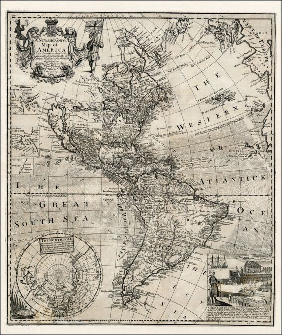 Map, World map, Antique world map, World map poster, Old World Map ...