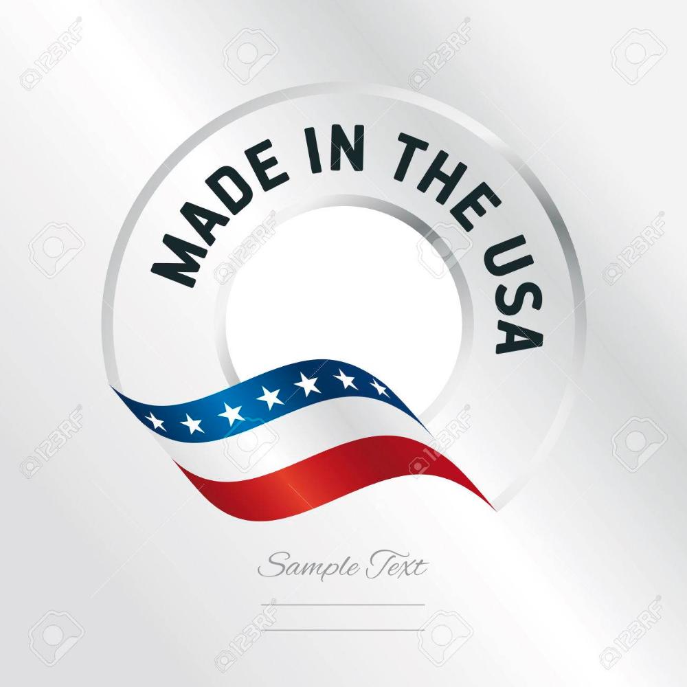Made In Usa Transparent Logo Icon Silver Background Estados Unidos De America Europa Occidental Francia