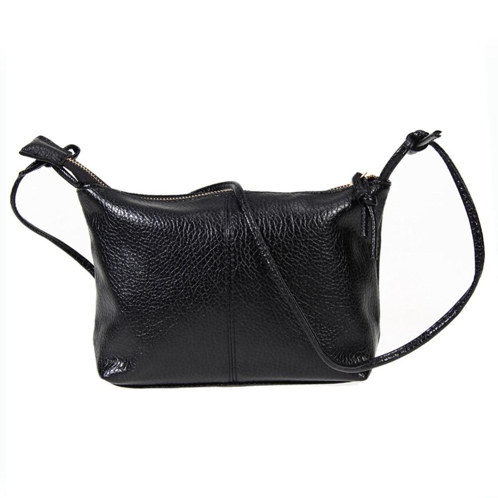 Women Leather Messenger Bag Fashion Female Clutch Satchel Hobos Designer Shoulder Small Handbag Crossbody