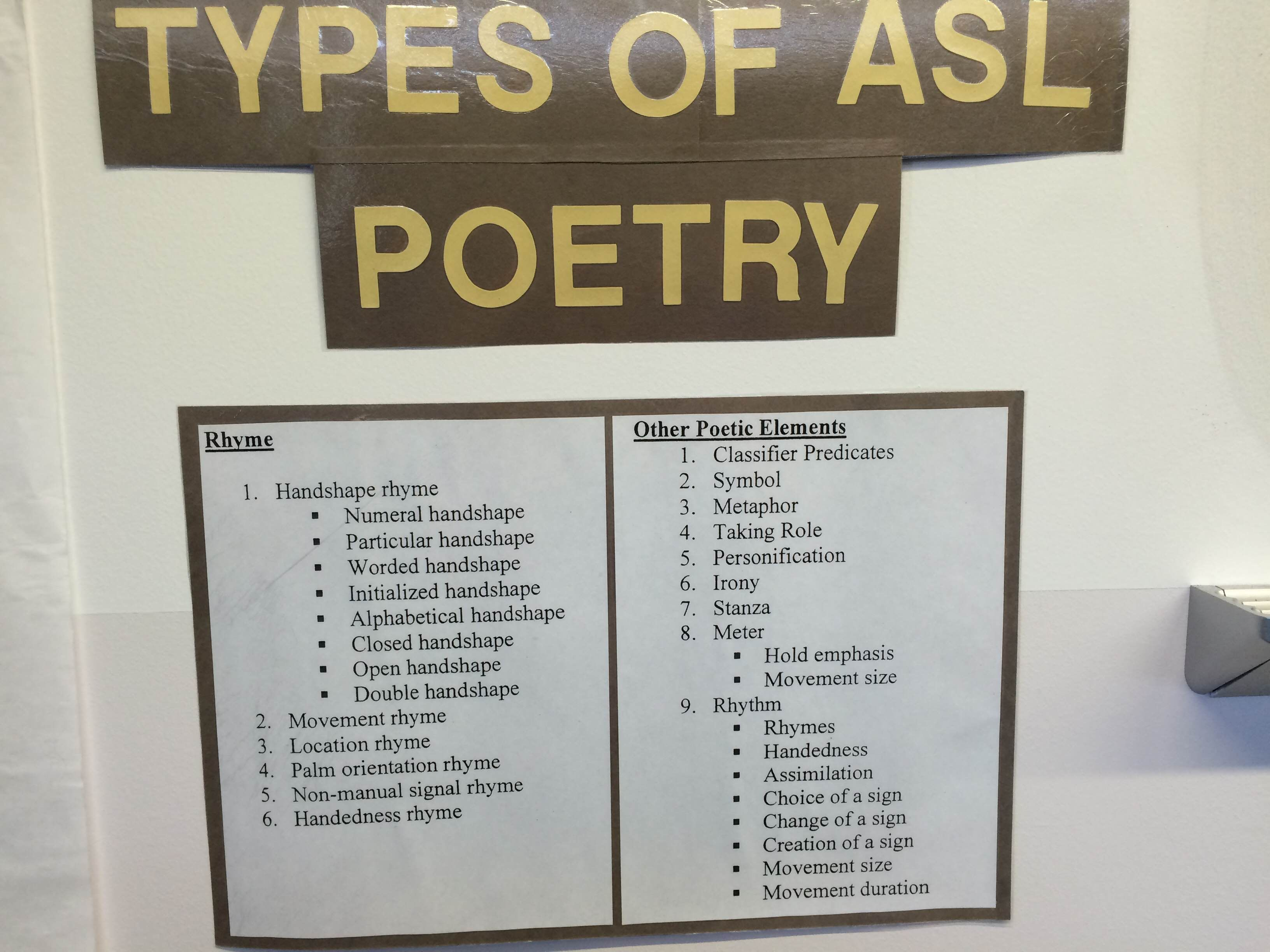 Pin By Asl For All On Asl Poetry