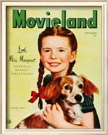 Margaret O'Brien - Movieland Magazine Cover 1940's Prints at AllPosters.com