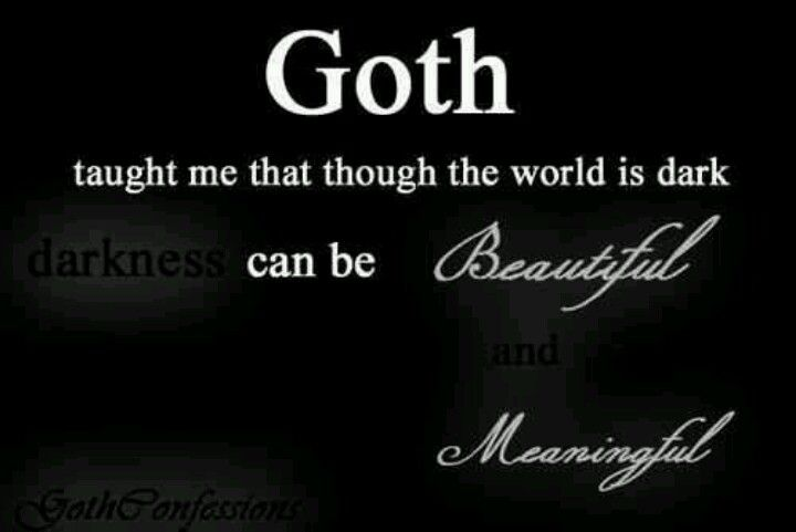 Pin By Melanie S On Gothika Goth Quotes Goth Humor Goth Aesthetic