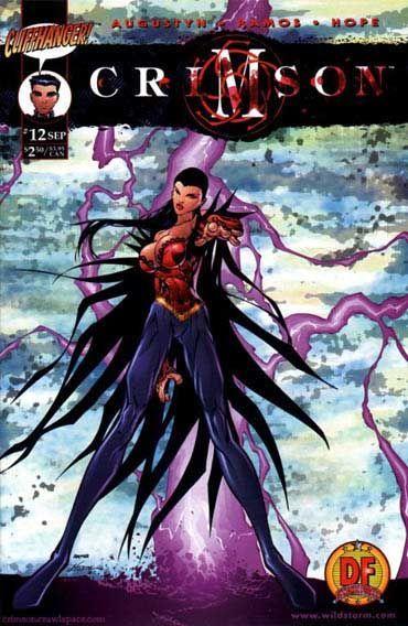 crimson comic   crimson cliffhanger   La variant Dynamic Force de Crimson #  12. Vive ...   Comic books, Comics, Dc comics