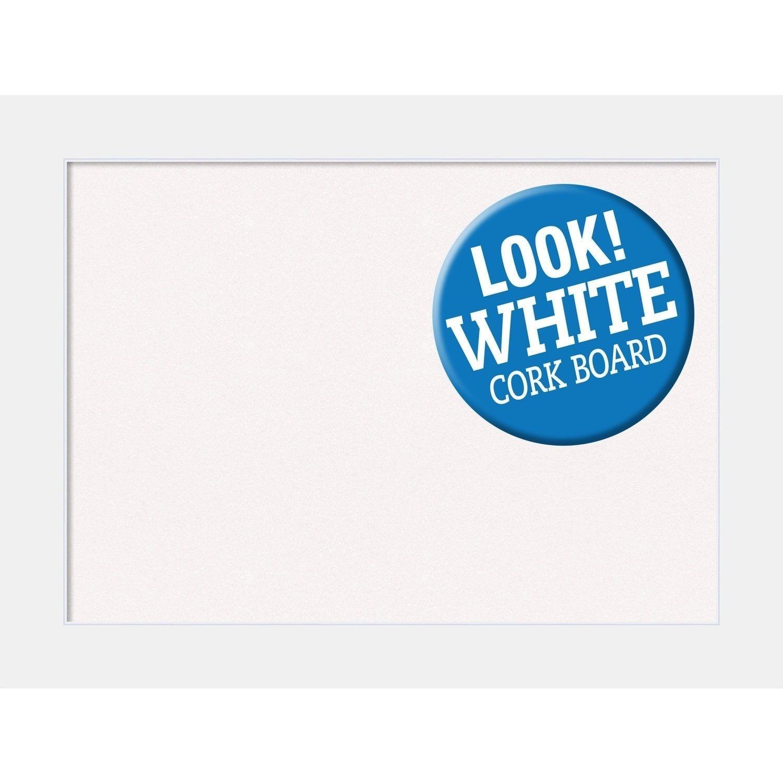 Amanti Art Framed Cork Board, Corvino