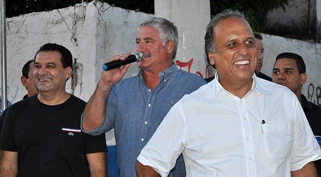 PEZÃO E MARTINAZZO INAUGURARÃO A NOVA FÁBRICA DA BRASILIT EM SEROPÉDICA