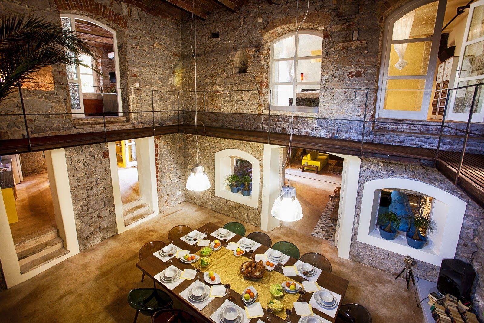 Dining Room In Luxury Residence Atrium Palace In Jelsa On Hvar Island In 2020 Croatia Villas Villa Atrium