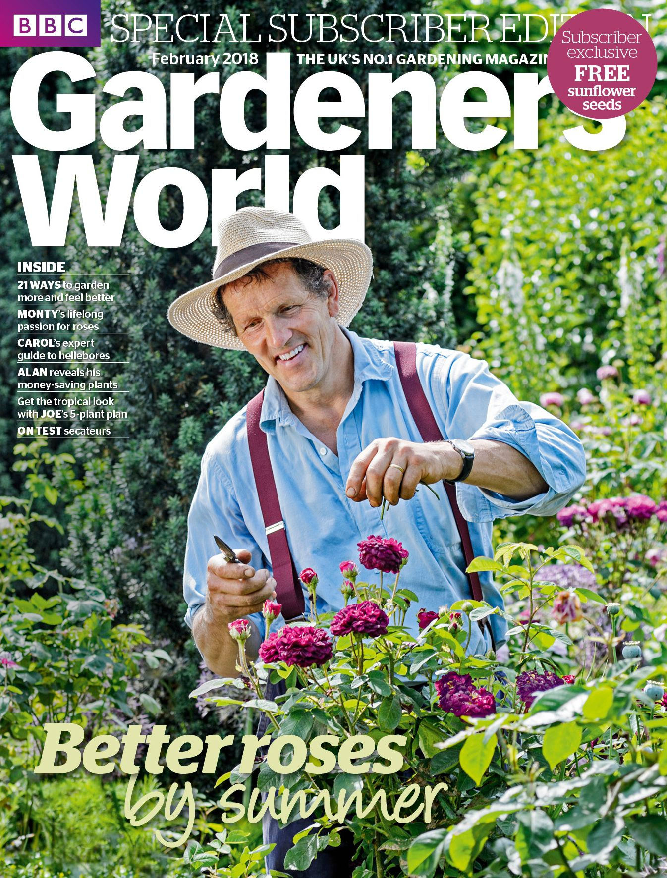 home of magazine magazines gardening subscription your garden picture magshop