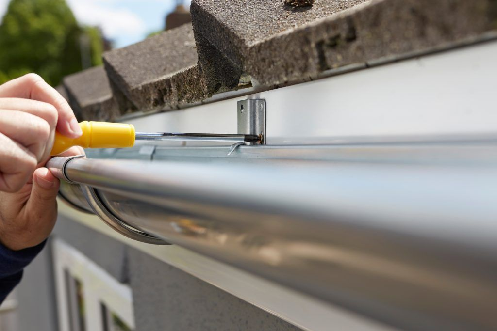 Why Use Oversized Gutters Gutters Roof Repair Roofing