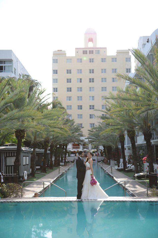 Wed Yasmin Michael At The National Hotel South Beach