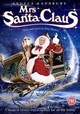 Mrs #santa claus  dvd #angela lansbury, michael #jeter,  View more on the LINK: http://www.zeppy.io/product/gb/2/381499701306/