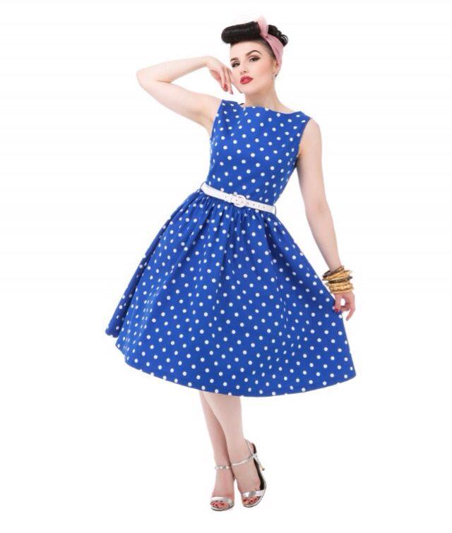 Lindy Bop dress for bridesmaids
