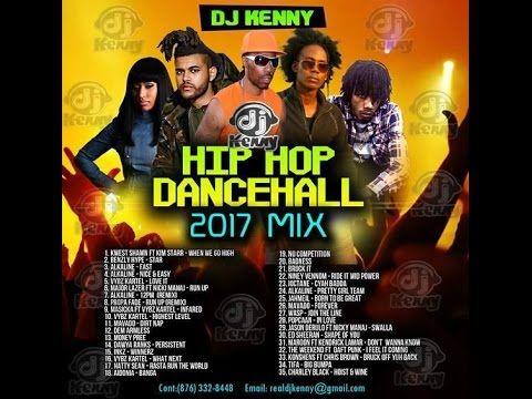 DJ KENNY HIP HOP DANCEHALL 2017 MIX | FRENCHMAN REGGAE PROMOTION