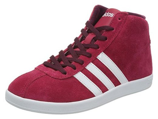 Adidas VlNeo Court MID W Schuhe Sneaker Turnschuhe Trainers ...
