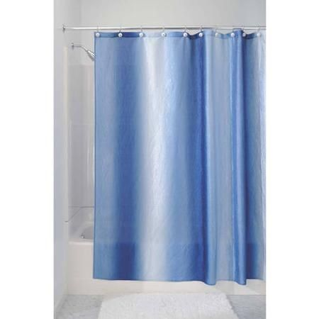 InterDesign Ombre Shower Curtain