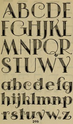 decorative alphabet studio handbook lettering over 250 pages lettering design