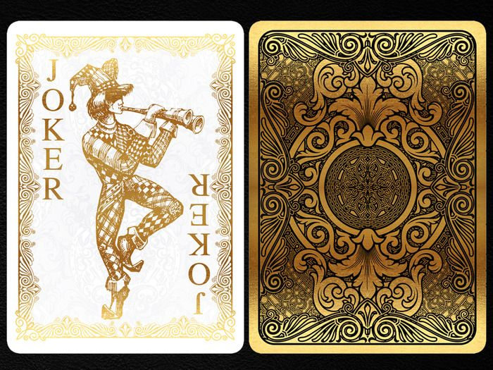 GOLD Bicycle® Playing Cards Deck by Elite Playing Cards — Kickstarter