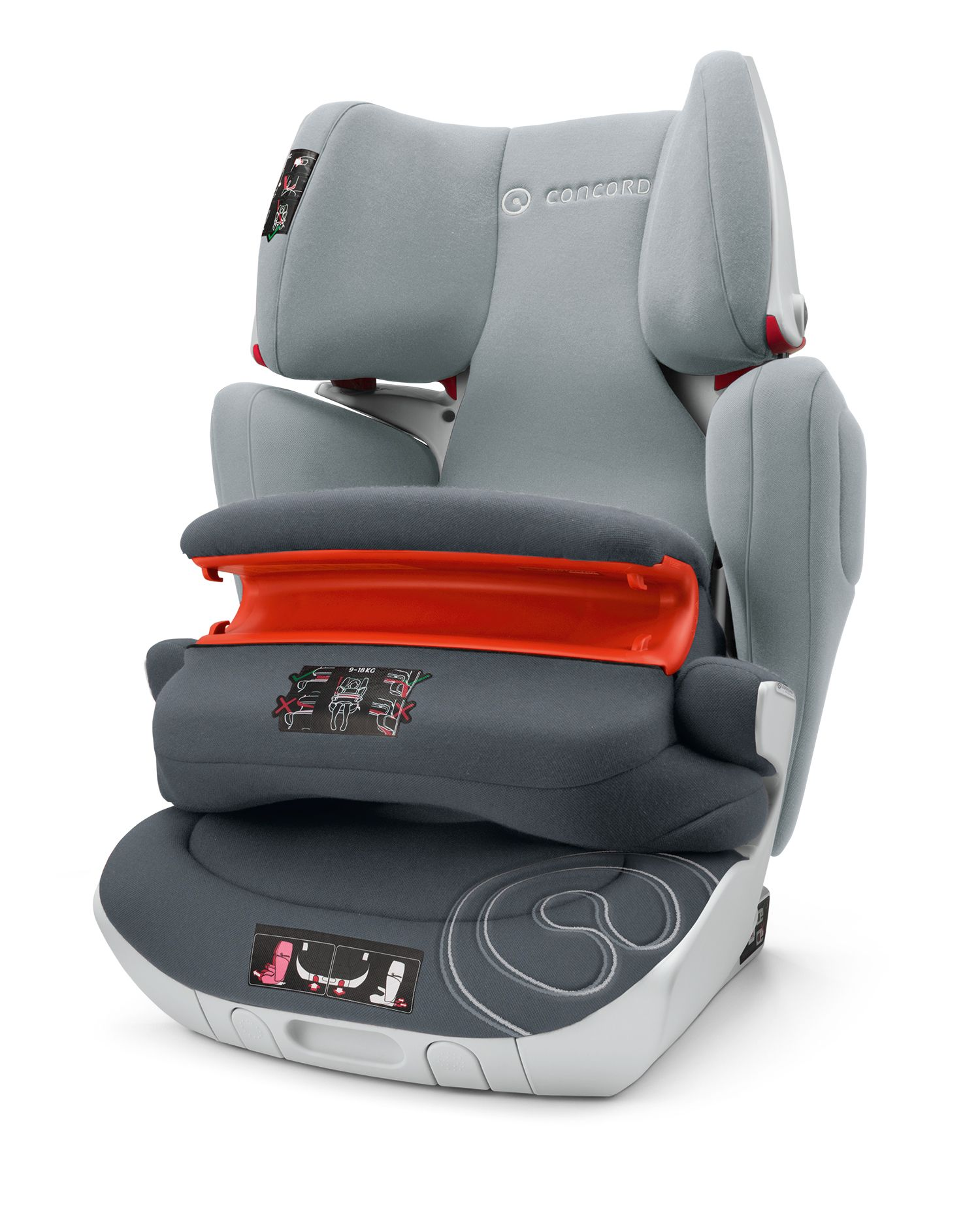Transformer Xt Pro Group I Ii Iii Age 9 Months Up To 12 Years Weight Of Child 9 Up To 36kg The Transformer Xt Pro Is Equivalent To The Transformer Xt In