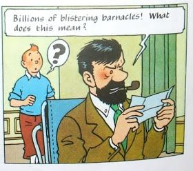 Captain Haddock Blistering Related Keywords & Suggestions
