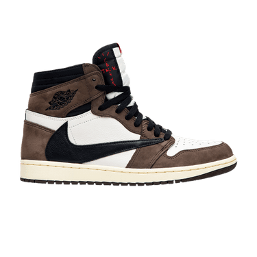 8507768a56b2f9 Travis Scott x Air Jordan 1 Retro High OG  Mocha  - CD4487 100