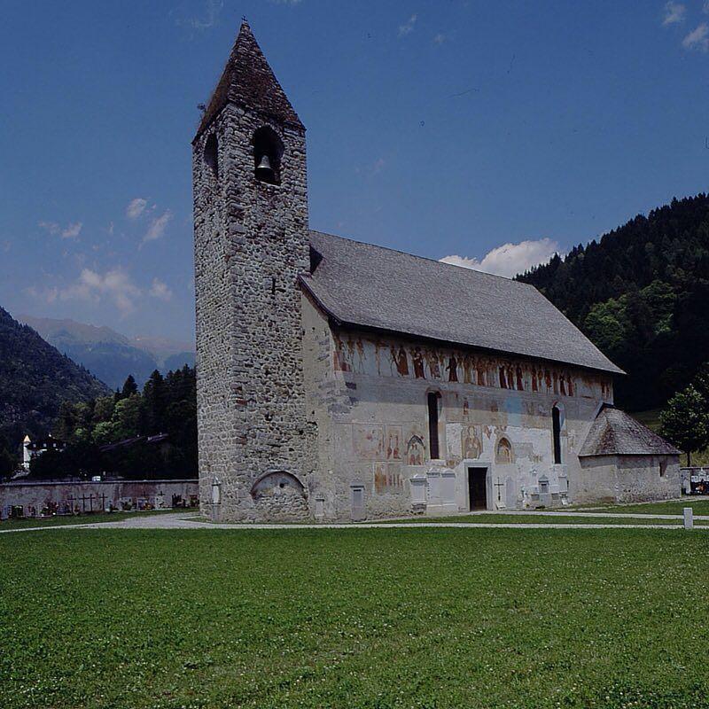 Scopri la storia della famiglia di #pittori #baschenis che ha affrescato 50 #chiese trentine