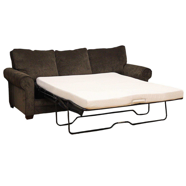Amazon Com Classic Brands Memory Foam Sofa Mattress Replacement
