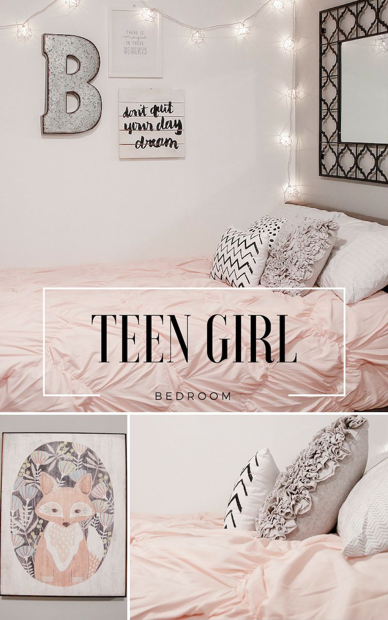 Bedroom ideas for teenage girls light pink - Teen Girl Bedroom Ideas And Decor How To Stay Away From Childish