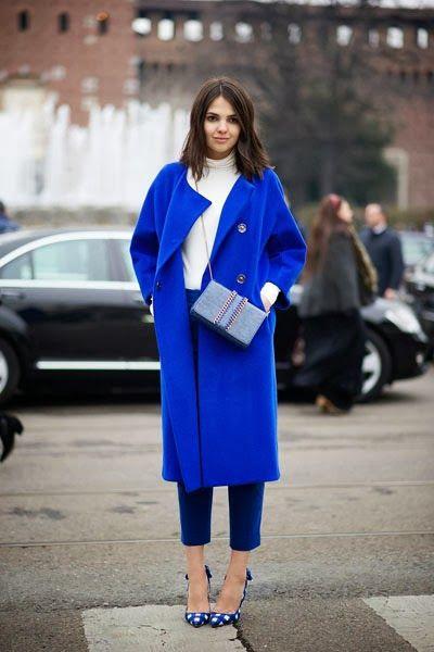 #Blue #coat