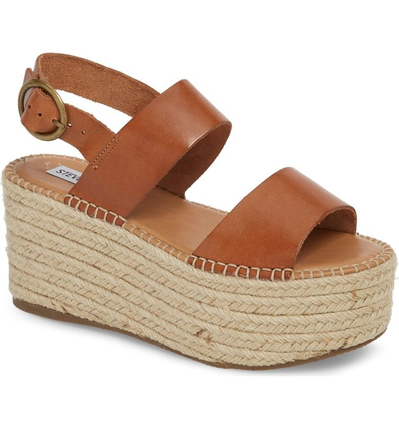 45d87416e88 Cali Espadrille Platform Sandal