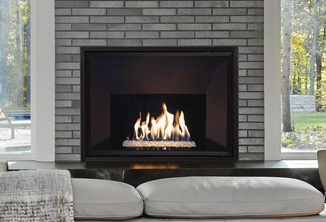 H6 Series Gas Fireplace Fireplace Valor Fireplaces