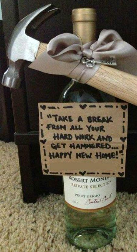 Housewarming Gift Idea Take A Break From All Your Hard Work And