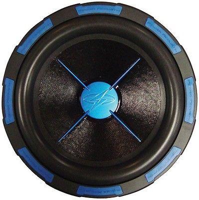 Car Subwoofers: Power Acoustik Mofo152x 15 Woofer 3000 W Dual 2 Ohm 2.5 Voice Coils 340Oz -> BUY IT NOW ONLY: $168.95 on eBay!