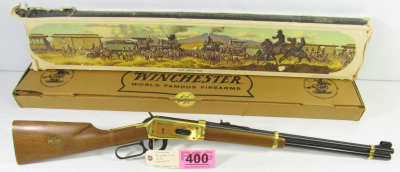 Lot 400 in the August 6th Auction! Winchester Model 94