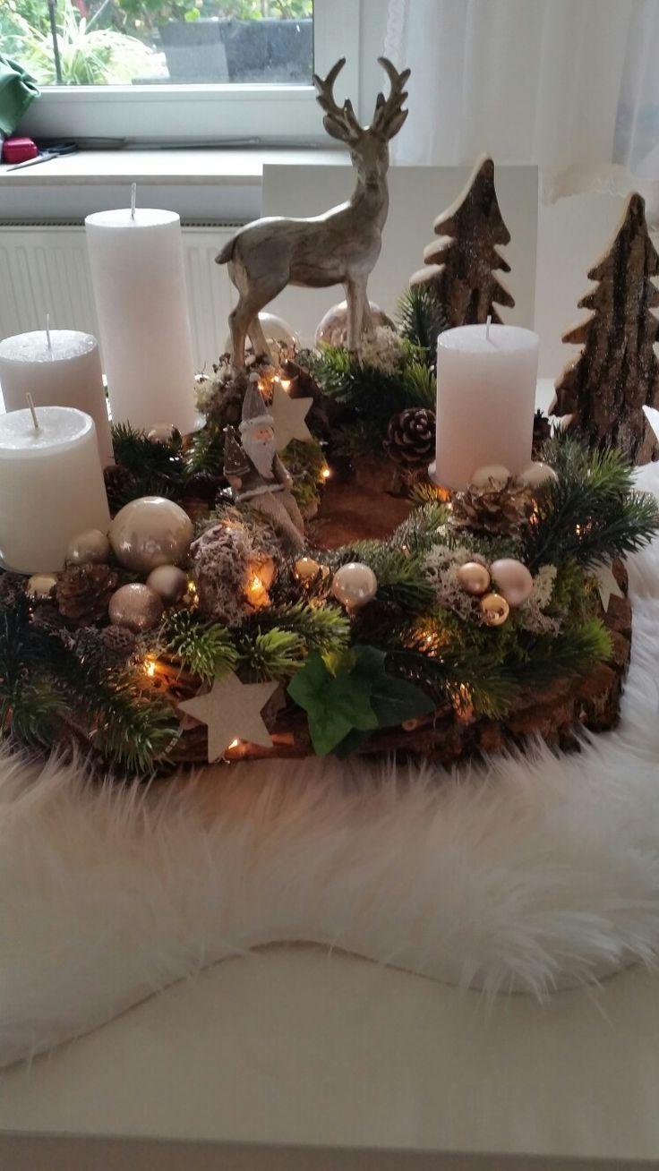 Selbst gemacht  Selbst gemacht  The post Selbst gemacht appeared first on Zuhause ideen. #rustikaleweihnachtentischdeko